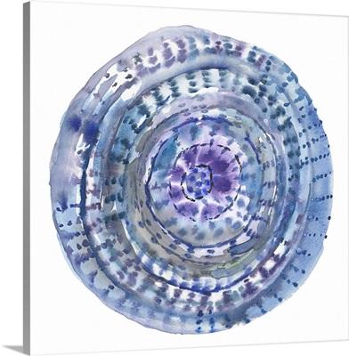 Watery Blue Mandala II