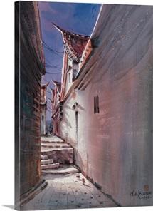 Alley in Kinmen