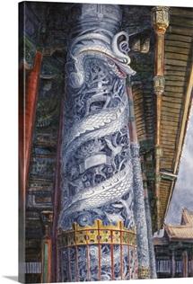 Dragon Pillar