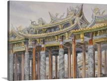 Nan kuen Shen Temple
