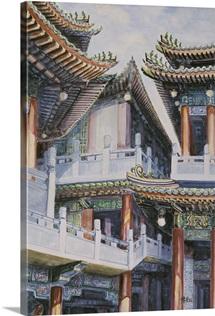 Three Phoenix Temple