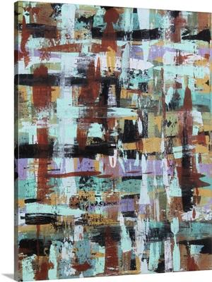 Abstract Plaid I