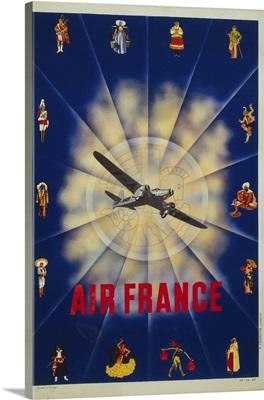 Air France by P. Chanove