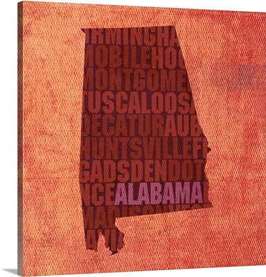 Alabama State Words