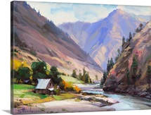 Along The Salmon River