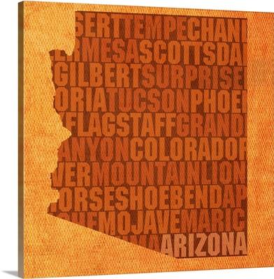 Arizona State Words