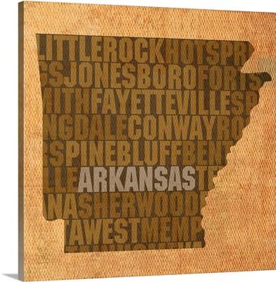 Arkansas State Words
