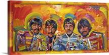 Beatles Sgt Peppers
