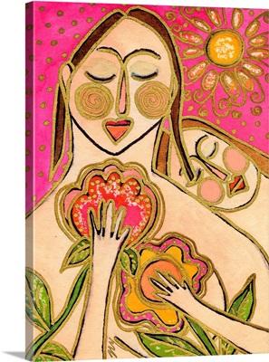 Big Diva Love's Secret Flowers