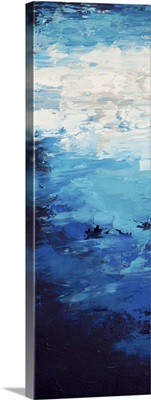 Blue Skies - Canvas I