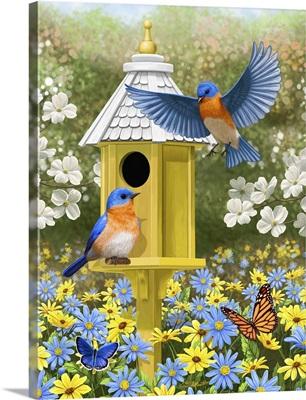 Bluebird Garden Home