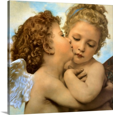 Bouguereau, Angels and Cupids