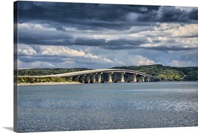 Bridge At Paris Landing