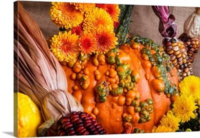 Bumpy Pumpkin
