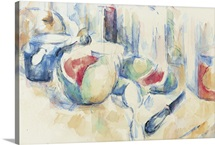 Cezanne - Still Life With Fruit