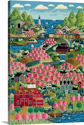 Cherry Bloom Hills