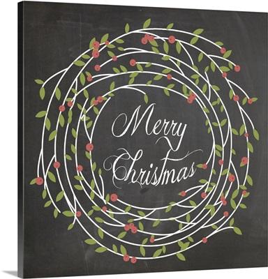 Christmas Chalk III