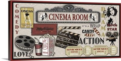 Cinema Room-Light