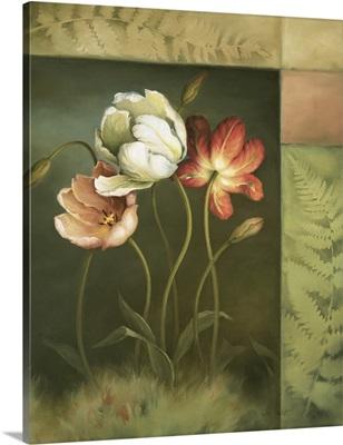 Contemporary Tulips
