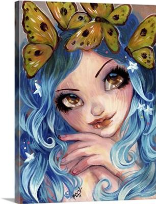 Crown Of Butterflies