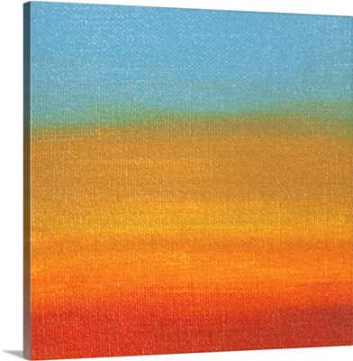 Dreaming of 21 Sunsets - Canvas I