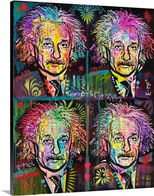 Einstein 4 up