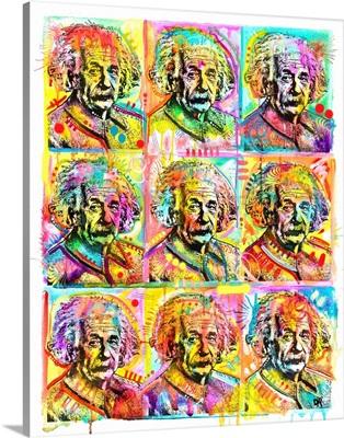 Einstein - 9 Patch