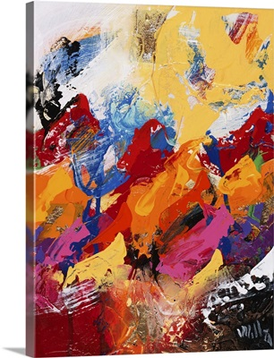Explosion of Colors I