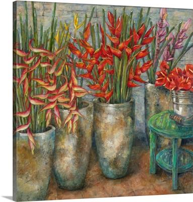 Flowers From Ubud