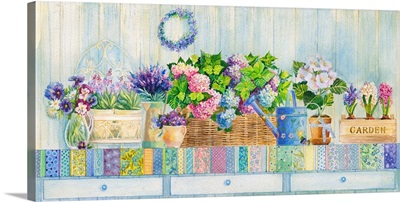 Garden Flowers I