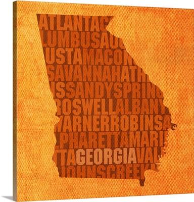 Georgia State Words