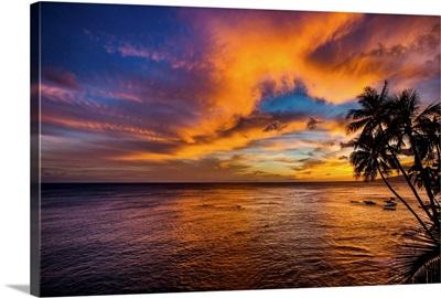Gold Coast Sunset I