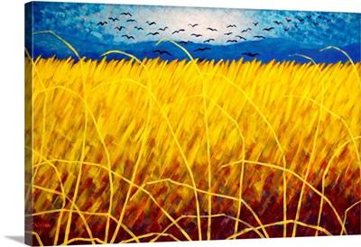 Homage To Van Gogh I