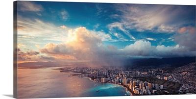 Honolulu Showers