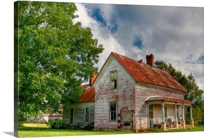 Horse Creek Farmhouse