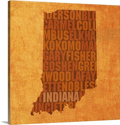 Indiana State Words