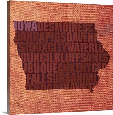 Iowa State Words
