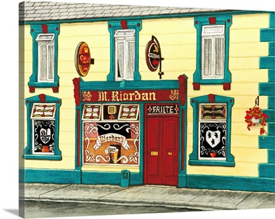 Ireland - Riordan's Pub