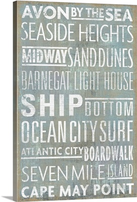 Jersey Shore Sites