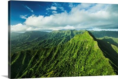 Kaaawa Valley Peak