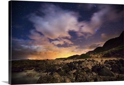 Kaena Point Night
