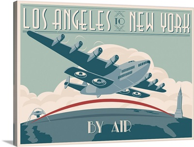 L.A. To N.Y. By Air
