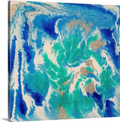 Liquid Industrial IIII - Canvas XVII
