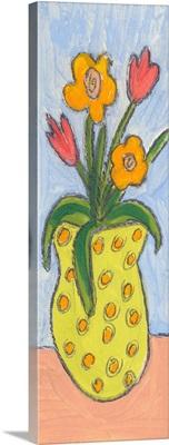 Little Vase Of Flowers