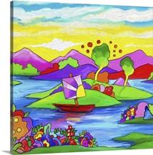 Mamboland Landscape 815
