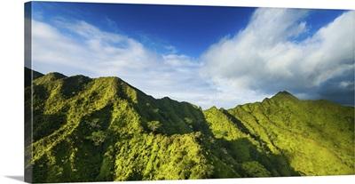 Manoa Mountains
