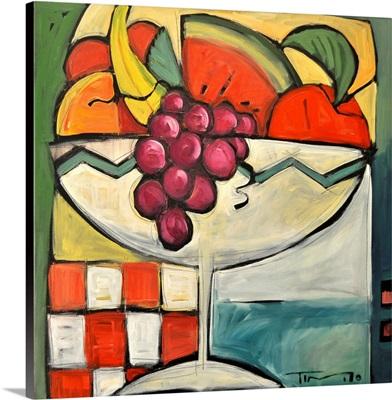 Mediterranean Fruit Cocktail