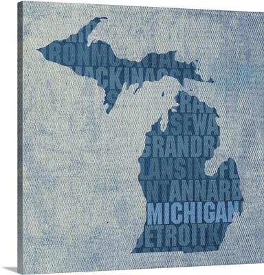 Michigan State Words