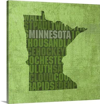 Minnesota State Words