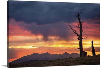 Mountain Sunset II